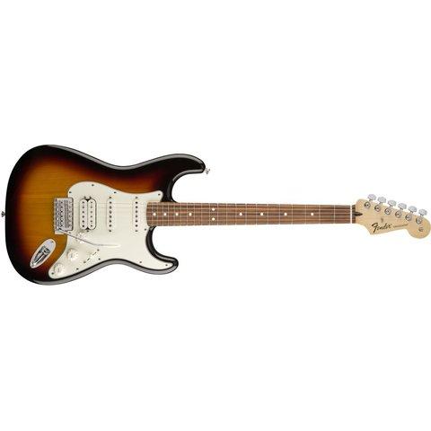 Standard Stratocaster HSS, Pau Ferro Fingerboard, Brown Sunburst