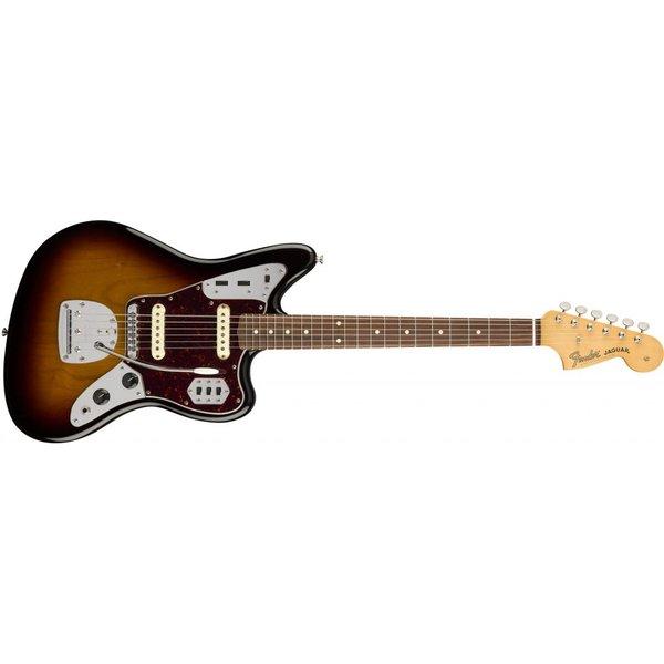 Fender Classic Player Jaguar Special, Pau Ferro Fingerboard, 3-Color Sunburst