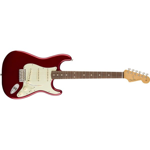 Fender Classic Series '60s Stratocaster, Pau Ferro Fingerboard, Candy Apple Red
