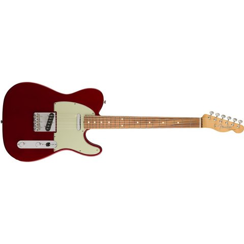 Classic Series '60s Telecaster, Pau Ferro Fingerboard, Candy Apple Red