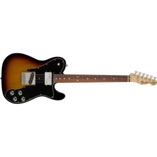 Fender Classic Series '72 Telecaster Custom, Pau Ferro Fingerboard, 3-Color Sunburst