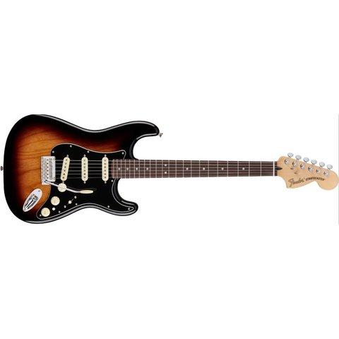Deluxe Stratocaster, Pau Ferro Fingerboard, 2-Color Sunburst
