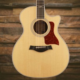 Taylor 2017 Taylor 414ce-R Rosewood Grand Auditorium Acoustic-Electric - Natural w/ Full Factory Warranty