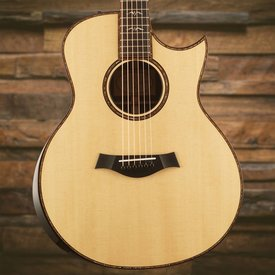 Taylor 2017 Taylor 916ce Grand Symphony Acoustic-Electric - Natural w/ Full Factory Warranty