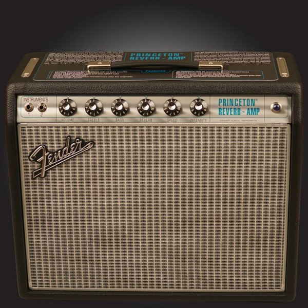 Fender 68 Custom Princeton Reverb, 120V