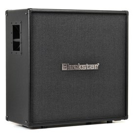 "Blackstar Blackstar HTVMETAL412B 412B 4 X 12"" Straight Celestion Metal Grill Cab"