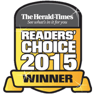 badge Winner Herald Tribune Reader's Choice 2015
