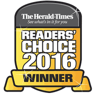 badge Winner Herald Tribune Reader's Choice 2016