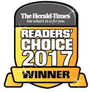 badge Winner Herald Tribune Reader's Choice 2017