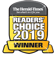 badge Winner Herald Tribune Reader's Choice 2019