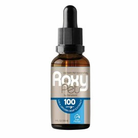Hemplucid CBD Roxy for Pets 300mg Fish Flavor by Hemplucid