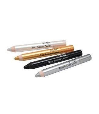 Ben Nye Shimmer Crayon - Black by Beny Nye