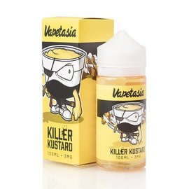 Vapetasia Killer Kustard 3mg 100ml by Vapetasia
