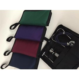 Professional Case Inc Polyester Accesory Case, Purple
