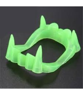 Forum Novelties Dracula Glow Fangs
