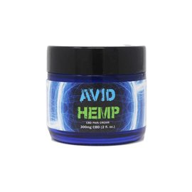Avid Hemp CBD CBD Pain Cream 300mg by Avid Hemp