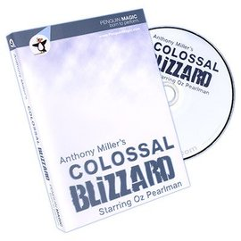 Colossal Blizzard by Anthony Miller and Penguin Magic