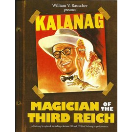 Kalanag Magician of the Third Reich by William V. Rauscher from Mystic Light Press