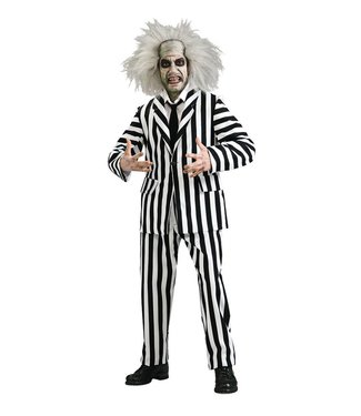 Rubies Costume Company Beetlejuice Grand Heritage Adult Standard by Rubies Costume Company