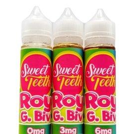 Roy G. Biv 6mg 60ml eLiquid by Sweet Teeth