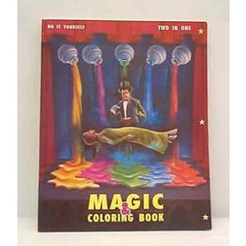 Uday Coloring Book - Magic by Uday