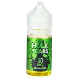 Naked 100 Hulk Tears 50mg 30ml by Nicsalts