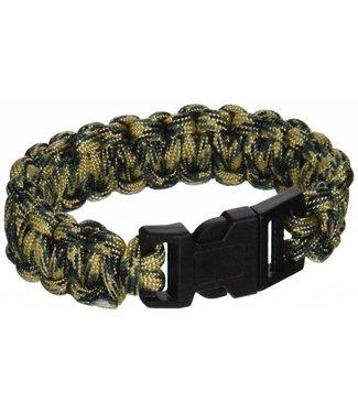 Survival Bracelet - Large, Camoflage by SecureLine