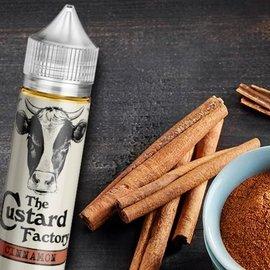 Cinnamon 3mg 60ml by Custard Factory