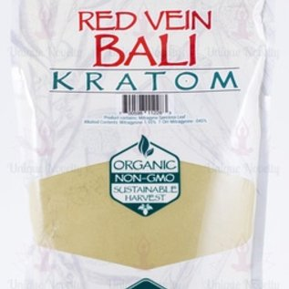 Whole Herbs Kratom Red Vein Bali 8 oz by Whole Herbs