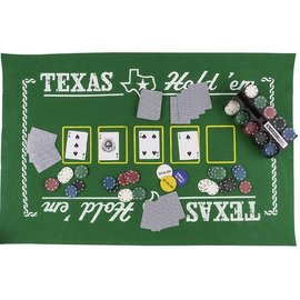 Rinco Texas Hold'Em Poker Set