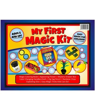 My First Magic Kit by Trickmaster Magic