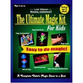 Trickmaster Magic Ultimate Magic Kit For Kids by Las Vegas Magic Company