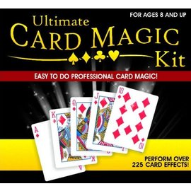 Ultimate Card Magic Kit by Trickmaster Magic