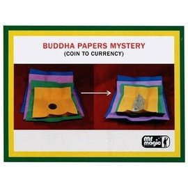 The Essel Magic Buddha Papers Mystery by The Essel Magic w