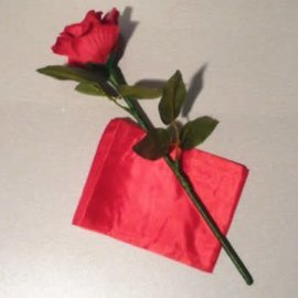 Silk To Stemmed Rose by The Essel Magic w M11