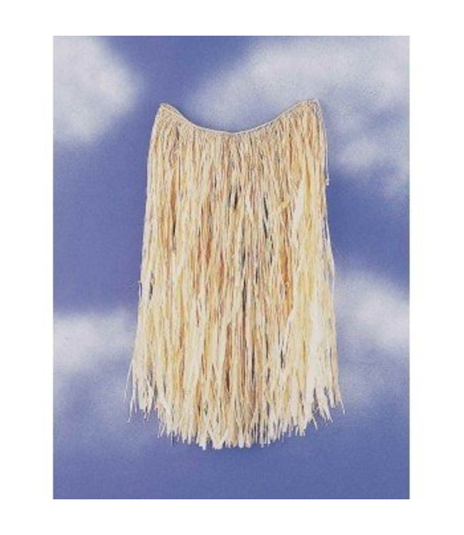 Forum Novelties Grass Skirt Natural - One Size (/359)