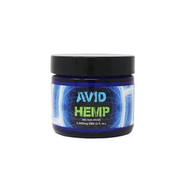 Avid Hemp CBD CBD Pain Cream 1500mg by Avid Hemp