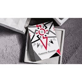 Murphy's Magic Cardistry Fanning, White- Playing Cards