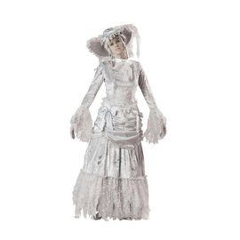 InCharacter Ghostly Lady Adult Small Costume by InCharacter