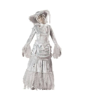 InCharacter SUPER SALE Ghostly Lady Adult Small Costume by InCharacter