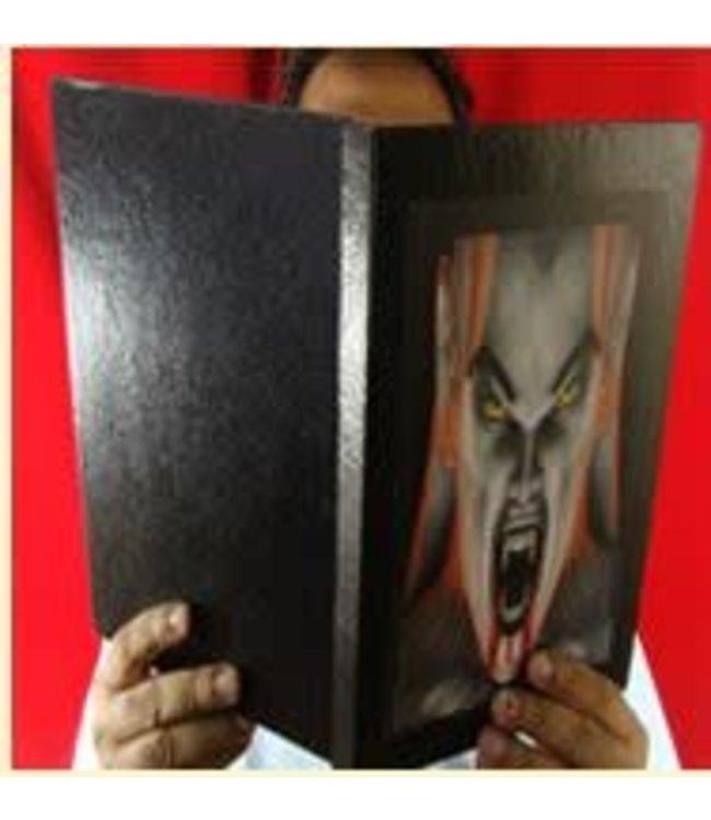 Fire Book aka Hot Book, Lighter Type by The Essel Magic w /995