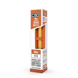 CBDfx CBD Disposable Tropic Breeze 30mg by CBDfx
