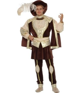 Rubies Costume Company Renaissance Man Grand Heritage Collection Adult Extra Large 44-46 by Rubies Costume Company