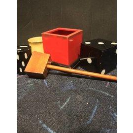 Abbotts Magic Vintage Magic Cube In A Tube by Supreme Magic