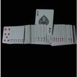 The Essel Magic Shrinking Deck by The Essel Magic w