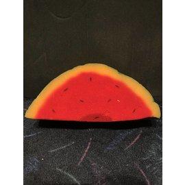 ETSY VIntange Novelty Sponge Water Melon Slice 14 x 6 x 4 inches