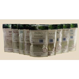 Remarkable Herbs Kratom Malaysian 3oz. by Remarkable Herbs