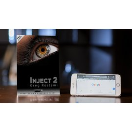 Greg Rostami Inject 2 System - In App Instructions by Greg Rostami