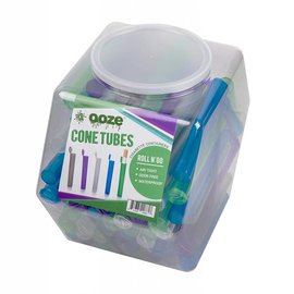 Cone tubes by Ooze