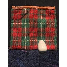 ETSY Vintage Magic Egg Bag w/Wooden Egg